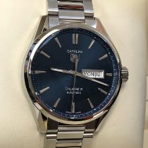 TAG Heuer Carrera Calibre 5 new Automatic Watch with original box and original papers WAR201E.BA0723