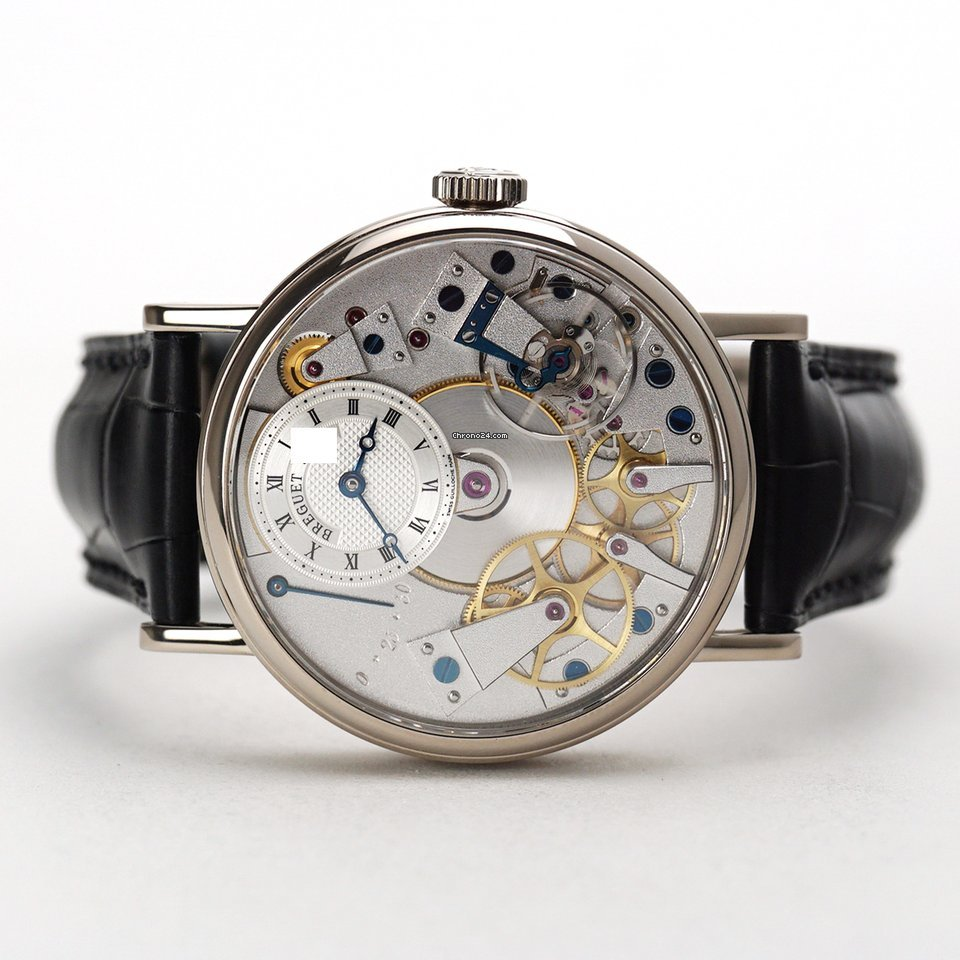 Breguet Tradition 7027BB/11/9V6 2018 pre-owned