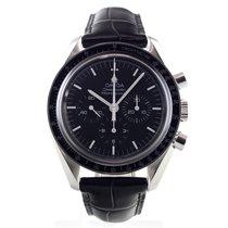 Omega 38705031 Staal 2002 Speedmaster Professional Moonwatch 40mm tweedehands