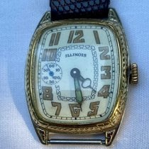Illinois 41mm Manual winding pre-owned United States of America, Virginia, Williamsburg