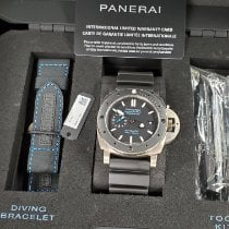 Panerai Luminor Submersible 1950 3 Days Automatic new 2021 Automatic Watch with original box and original papers PAM 01389