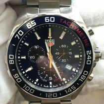 TAG Heuer Formula 1 Quartz Steel 43mm Blue United States of America, New York, New York