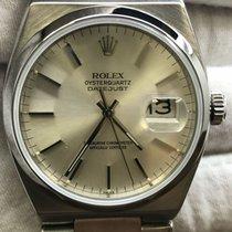 Rolex Datejust Oysterquartz Steel 36mm Silver United States of America, New York, New York