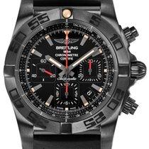 Breitling Chronomat 44 Blacksteel Staal 44mm Zwart