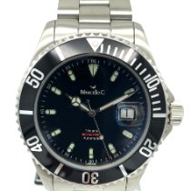 Marcello C. new Automatic 44mm Steel Sapphire crystal