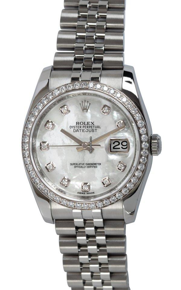 Rolex (ロレックス) Datejust 116244 2009 中古