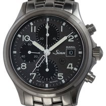 Sinn pre-owned Automatic 42mm Grey 10 ATM
