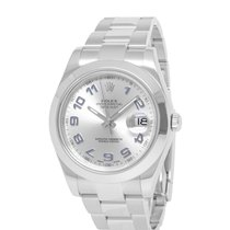 Rolex Datejust II Steel 41mm Silver United States of America, New York, Hartsdale