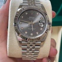 Rolex (ロレックス) 126334 ホワイトゴールド 2021 Datejust 41mm 新品 日本, 埼玉県