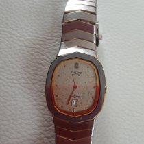 Rado usados Cuarzo 27mm Gris Cristal de zafiro