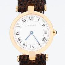 Cartier Sárgaarany 25mm Kvarc 881002 használt
