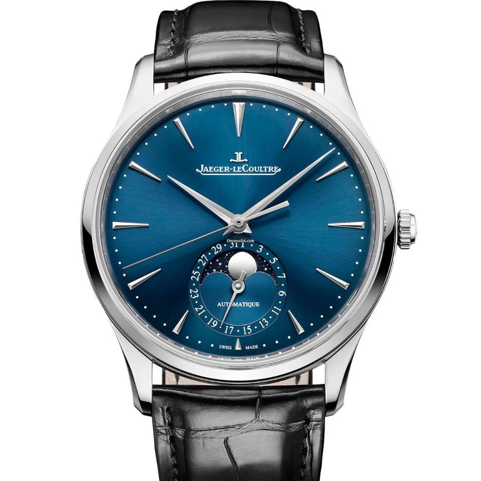 Jaeger-LeCoultre Master Ultra Thin Moon Q1368480 or 1368480 2021 new
