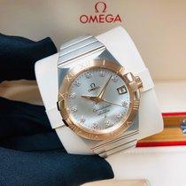 Omega Constellation Men Gold/Steel 38mm Silver UAE, Dubai