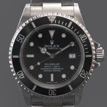 Rolex Sea-Dweller 4000 Stahl 40mm Schwarz Keine Ziffern Österreich, Wien