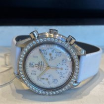 Omega Speedmaster Ladies Chronograph Steel Mother of pearl Arabic numerals United Kingdom, Manchester