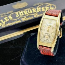 Jules Jürgensen Gold/Steel 21.4mm Manual winding Jules Jurgensen 175 pre-owned United States of America, Illinois, Roscoe