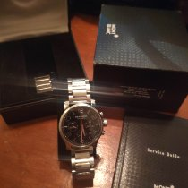 Montblanc Steel Automatic 9668 pre-owned Indonesia, Kota Depok