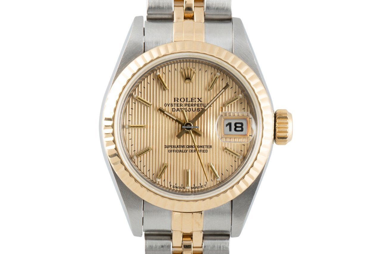 Rolex Lady-Datejust 69173 1996 pre-owned