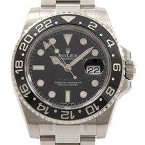 Rolex (ロレックス) GMT マスター II 新品 自動巻き 正規のボックス付属の時計 116710LN