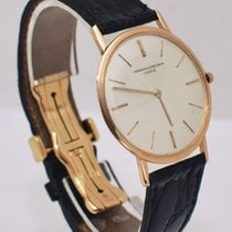 Vacheron Constantin Rose gold Manual winding White Arabic numerals 33mm pre-owned Patrimony