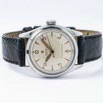 Rolex Acero 31mm Blanco Arábigos