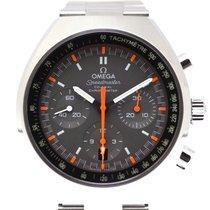 Omega Speedmaster Mark II Çelik Gri