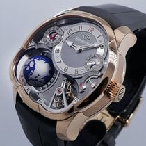 Greubel Forsey Rose gold 43.5mm Manual winding 97805 GF05 pre-owned United States of America, California, Los Angeles
