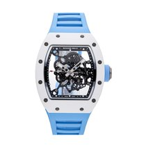 Richard Mille pre-owned Manual winding 42mm 3 ATM