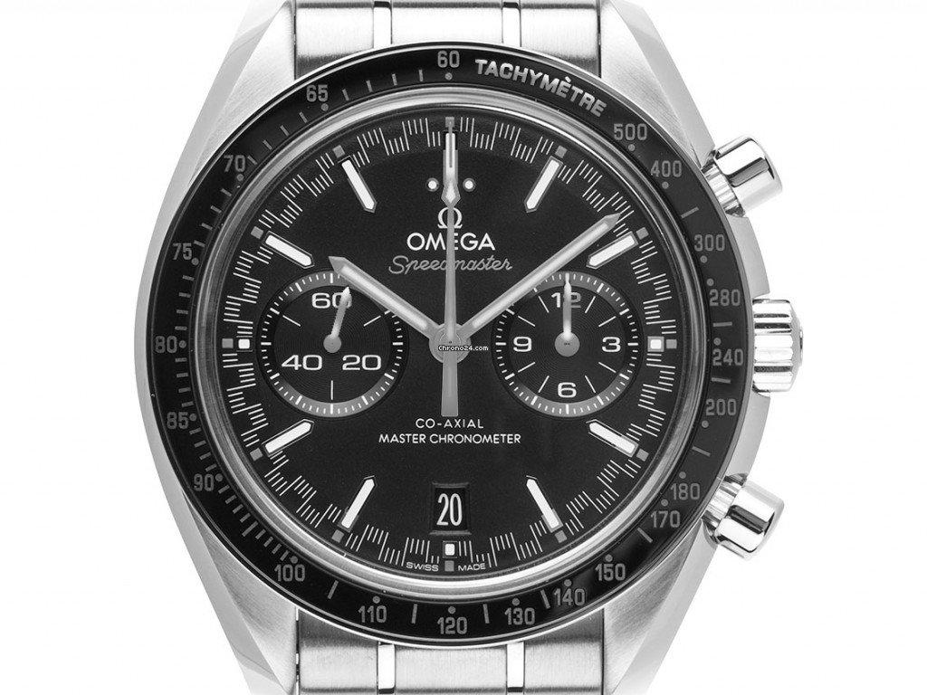 Omega Speedmaster Racing 329.30.44.51.01.001 2021 nuevo
