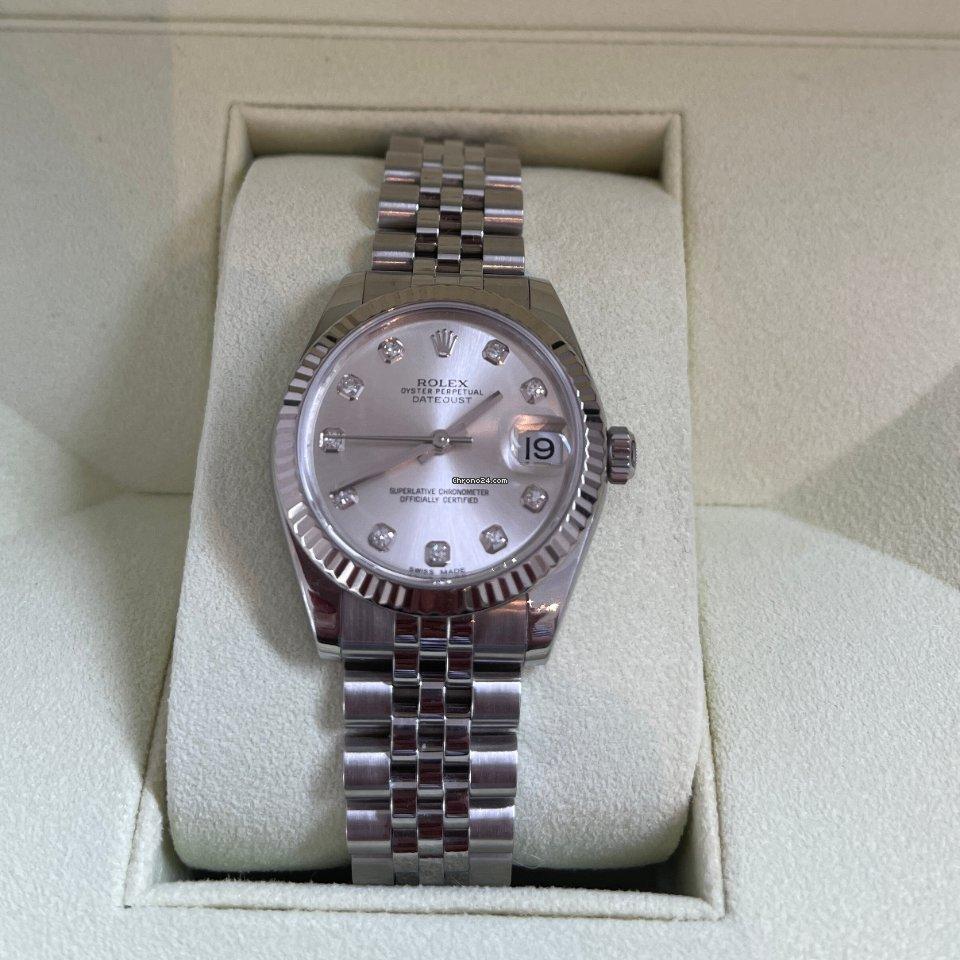 Rolex Datejust 31 178274 2014 usados