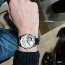 Zenith El Primero Synopsis nuevo 2021 Automático Reloj con estuche y documentos originales 03.2170.4613/01.C713