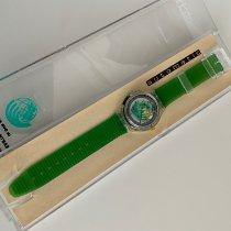 Swatch Plastic 36.7mm Automatic SAK102 new