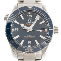 Omega Seamaster Planet Ocean 215.30.40.20.03.001 Very good Steel 39.5mm Automatic