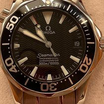 Omega Seamaster Diver 300 M 2254.50 Хорошее Сталь 41mm Автоподзавод Россия, 620100