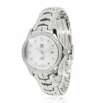 TAG Heuer WJF1318.BA0572 Steel 2000 Link Lady 27mm pre-owned United States of America, New York, New York