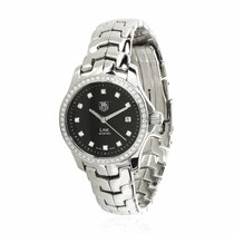 TAG Heuer Link Lady Acero 27mm Negro