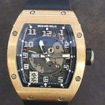 Richard Mille RM 005 Pозовое золото 38mm Прозрачный Aрабские