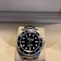 Rolex 124060 2021 Submariner (No Date) 41mm nuovo Italia, sestri levante
