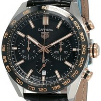 TAG Heuer CBN2A5A.FC6481 Steel Carrera 44mm new United States of America, California, Los Angeles
