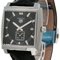 TAG Heuer Monaco Lady new Quartz Watch with original box WAW131A.FC6177