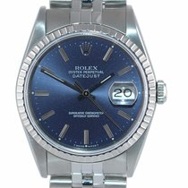 Rolex Steel Datejust 36mm pre-owned United States of America, New York, Huntington