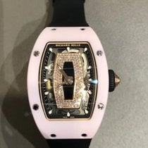 Richard Mille Ceramic Automatic Transparent No numerals 45.66mm pre-owned RM 07