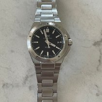 IWC Ingenieur Automatic Steel 40mm Black No numerals United States of America, New York, New york