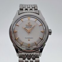 Omega Steel 35mm Automatic 2852 pre-owned