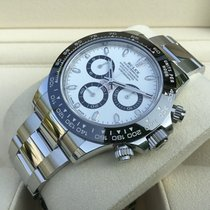 Rolex Daytona Steel 40mm White No numerals United States of America, California, Costa Mesa