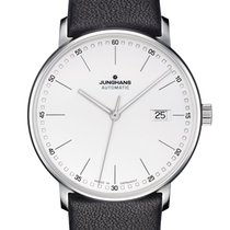 Junghans FORM A Steel 39.3mm White