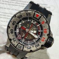 Richard Mille RM 028 Titanium Transparent