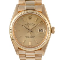 Rolex Datejust Yellow gold 36mm Gold