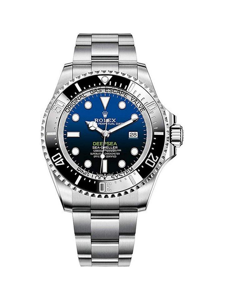 Rolex Sea-Dweller Deepsea 126660 Deepsea 2018 2018 pre-owned