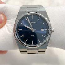 Tissot T-Classic Steel 40mm Blue No numerals United States of America, California, Whittier
